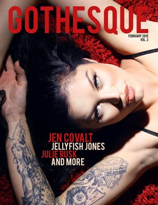 Issue #21 Vol 3 - February 2015