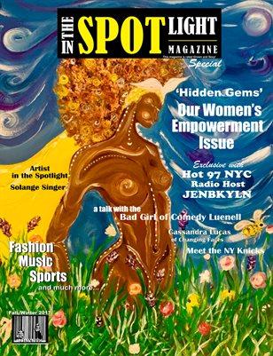 Hidden Gems Women's Empowerment Issue