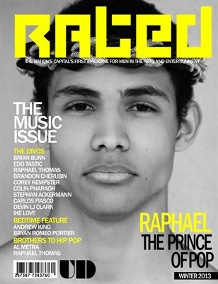 Rated UD Magazine- The Music Issue