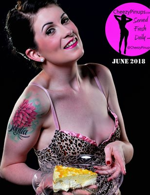 Cheezy Pinups - JUNE 2018