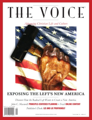 Exposing The Left's New America