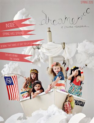 Dreamer Journal | Spring Issue 2013