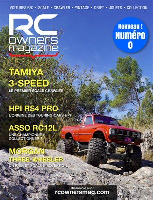 RC Owners Magazine 0 Français