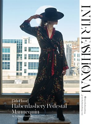 Interfashional Magazine May 2021 Vol.9