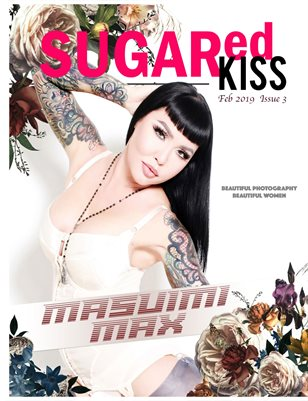 Sugared Kiss Feb 2019 Issue 3