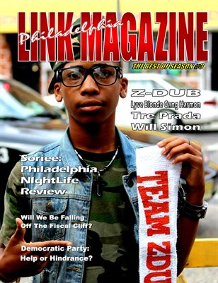 Philadelphia Link Magazine Best of 2012 (Season #3)