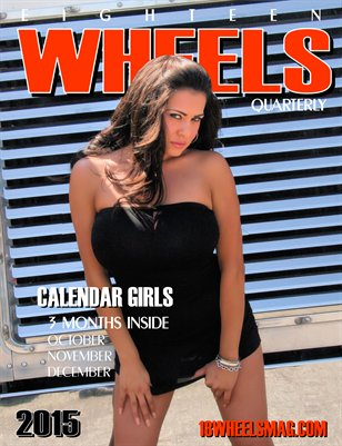 18 Wheels Magazine - Calendar