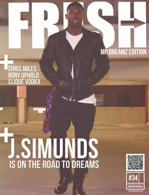 Mr Dreamz Fresh edition feat J.Simunds