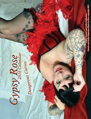 Gypsy Rose 2016 Calendar