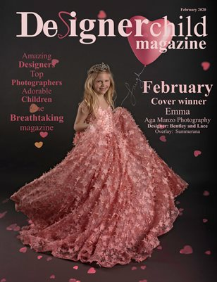 Designer Child magazine February 2020