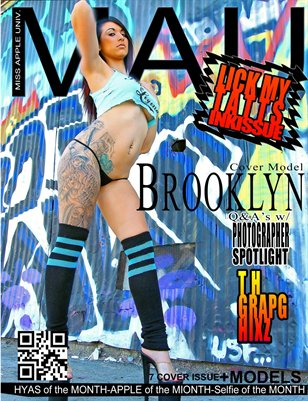 Lick my Tatts special 7 cover edition issue 7