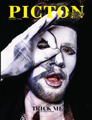 Picton Magazine February  2020 N436 MEN Cover 2