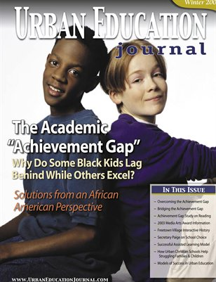 Urban Education Journal