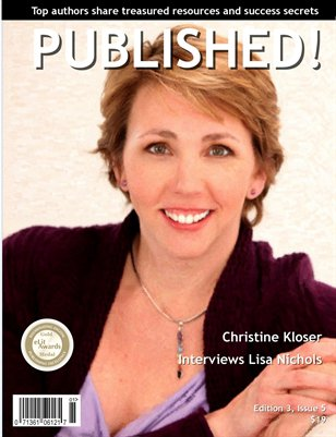PUBLISHED! excerpt Lisa Nichols Interviewed by  Christine Kloser