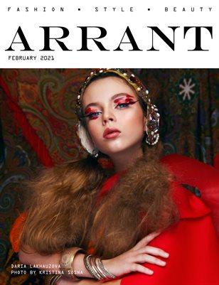 ARRANT magazine (February'21)