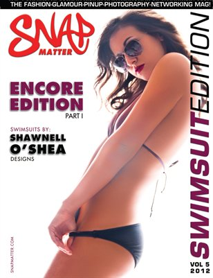 Snap Matter - 2012 Swimsuit Edition VOL5
