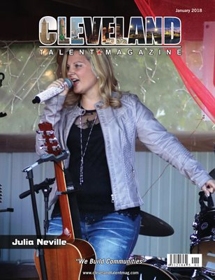 Cleveland Talent Magazine January 2018 Edition