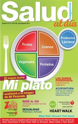 Edicion # 37, Año VIII, Julio/Agosto 2011.