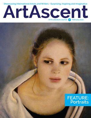 ArtAscent V41 Portraits February 2020