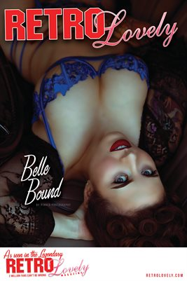 Belle Bound Cover Poster