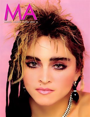 Madonna Archives Fanzine Issue 12