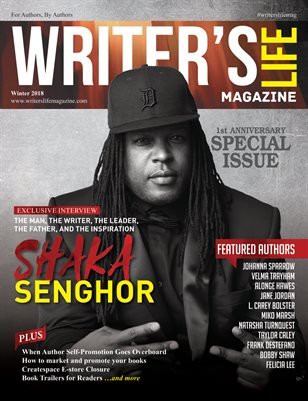 Writer's Life Magazine - Winter 2018