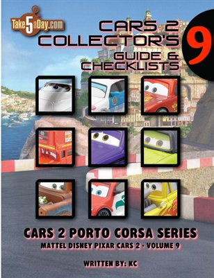 CARS 2 Porto Corsa Series: Complete Visual Checklist & Guide