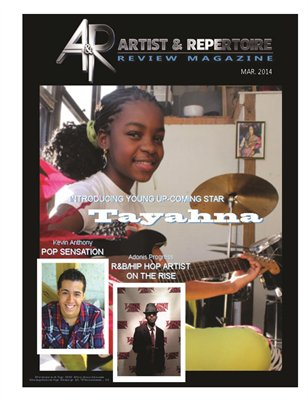 A&R Review Magazine March 2014