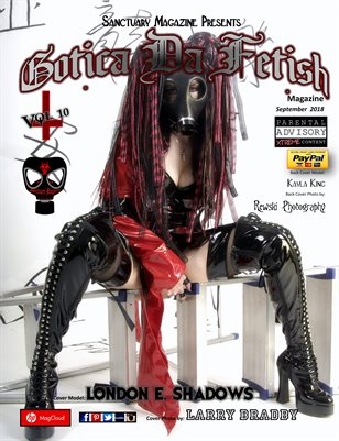 Gotica Da Fetish Vol #10