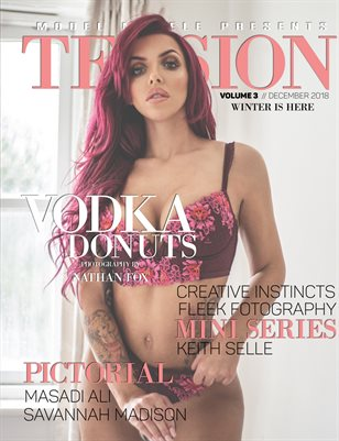 Tension Magazine #3 (Vodka Donuts)