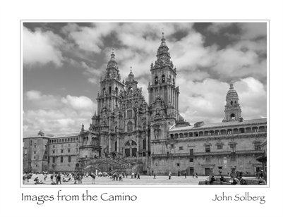 Images from the Camino