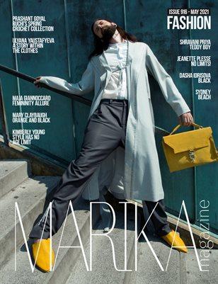 MARIKA MAGAZINE FASHION (ISSUE 916 - MAY)