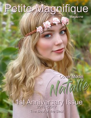 Petite Magnifique 1st Anniversary Issue 2016-2017