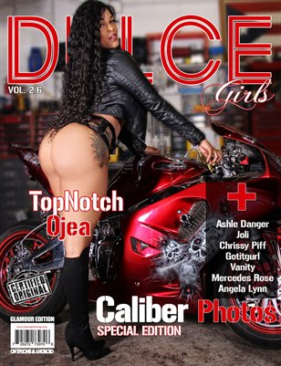 Dulce Girls Magazine Volume 2.6