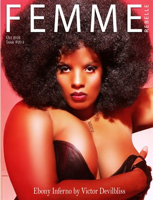 Femme Rebelle Magazine October 2016 - ISSUE 20.4