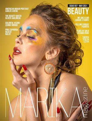 MARIKA MAGAZINE BEAUTY (ISSUE 937 - MAY)