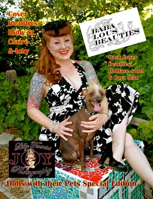 Baba Lous Beauties- Dolls with their Pets Special Edition- Cover 1