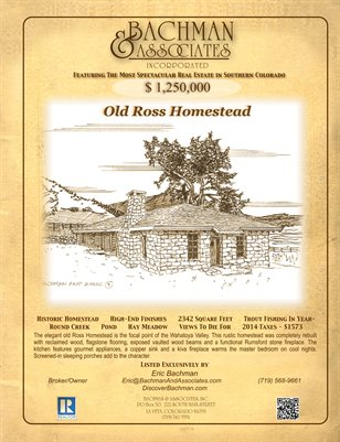 Old Ross Homestead