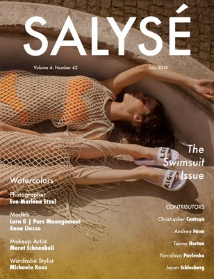 SALYSÉ Magazine | Vol 4 : No 62 | July 2018