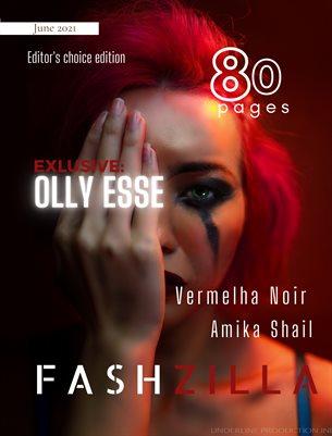Fashzilla Exclusive Issue - June 2021
