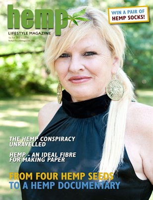 Hemp Lifestyle Magazine Issue 14 Print Copy