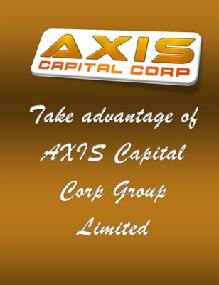 Take advantage of AXIS Capital Corp Group Limited