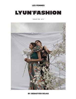 LYUN ISSUE No.14 (VOL No.10) C1