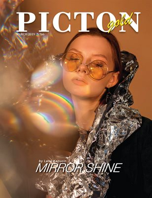 Picton Magazine MARCH 2019 GOLD N66 Cover 1