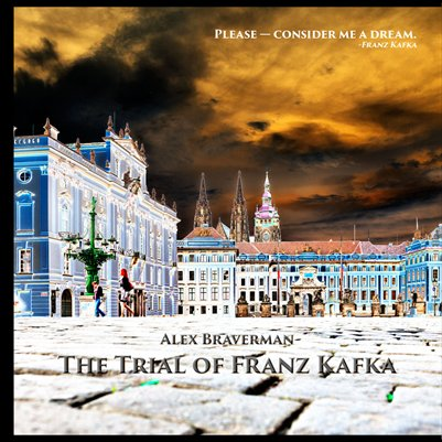 The Trial of Franz Kafka