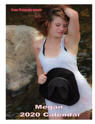 2020 Megan calendar