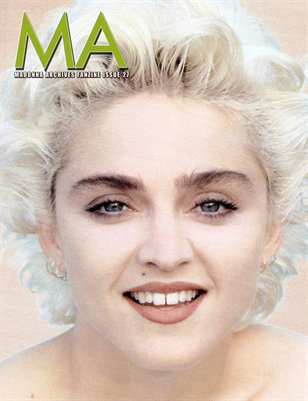 Madonna Archives Fanzine Issue 27