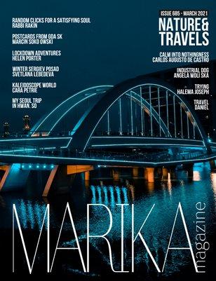 MARIKA MAGAZINE NATURE & TRAVELS (ISSUE 685 - MARCH)