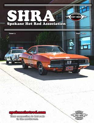 SHRA Magazine - Sept 2016 - Issue #3