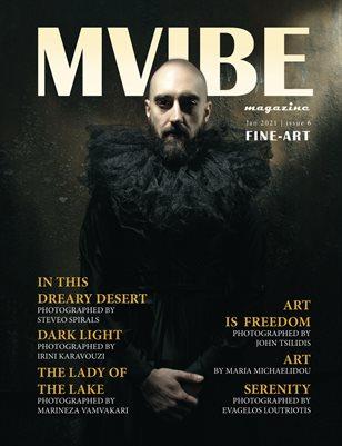 MVIBEmagazine Jan 2021 issue6 Fine-Art